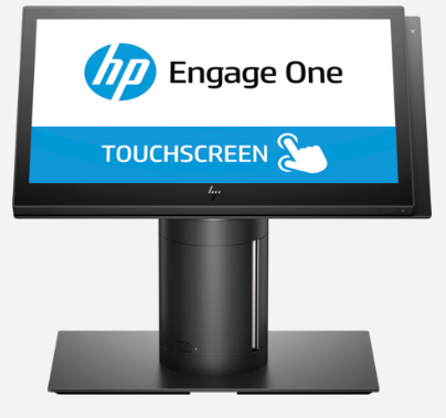 HP Engage One AiO System | Powercomp Distribution